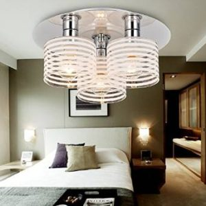 illuminazione per la camera da letto