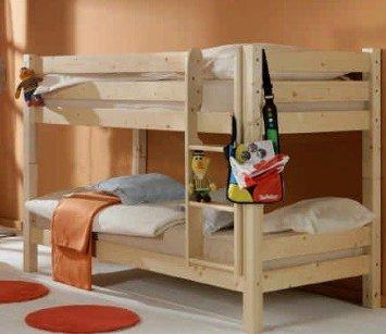 Letto a castello arredamento e casa - Letto in legno ikea ...