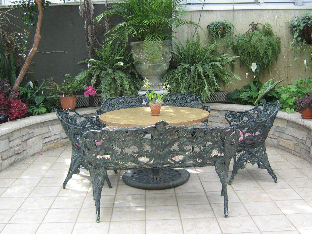 mobili giardino