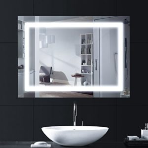Specchio a Parete per il Bagno