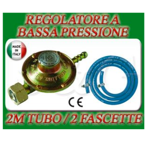 regolatore bassa pressione