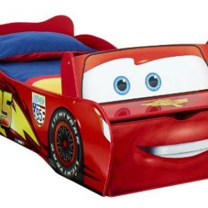 Worlds Apart Disney Cars Letto Junior Metallo e plastica Rosso 170 x 77 x 54 cm