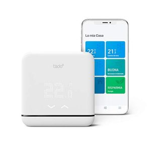 tado V3 Controllo Climatizzazione Intelligente Compatibile con Amazon Alexa lAssistente Google e HomeKit di Apple