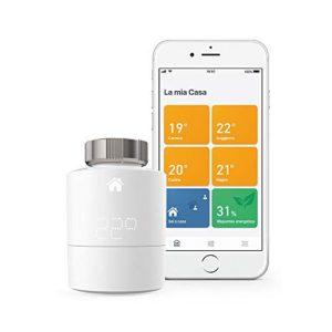 Tado Testa Termostatica Intelligente Kit di Base V3  Gestione intelligente del riscaldamento compatibile con Amazon Alexa Apple HomeKit Assistente Google IFTTT